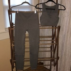 Adorable matching workout set from Fabletics